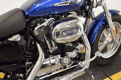 2015 Harley-Davidson 1200 Custom in Wauconda, Illinois - Photo 7