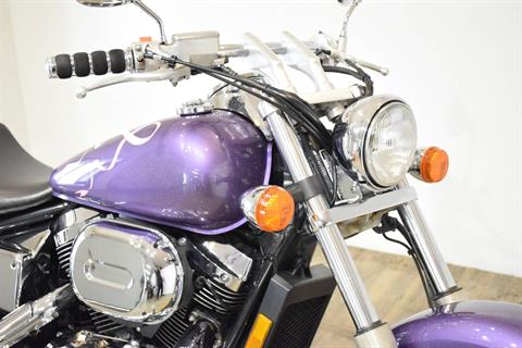 2001 Honda Shadow 750 in Wauconda, Illinois - Photo 3