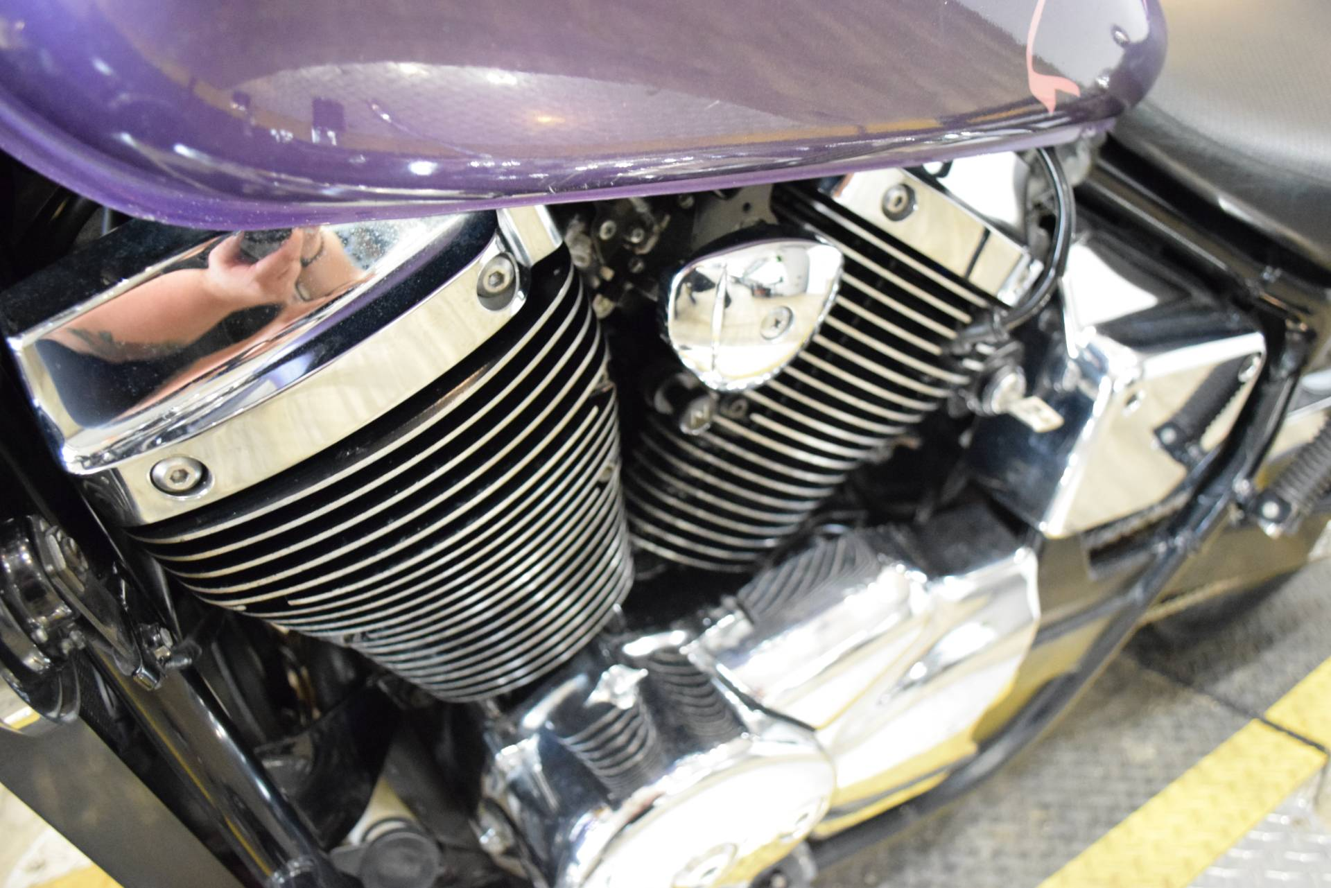 2001 Honda Shadow 750 in Wauconda, Illinois - Photo 19