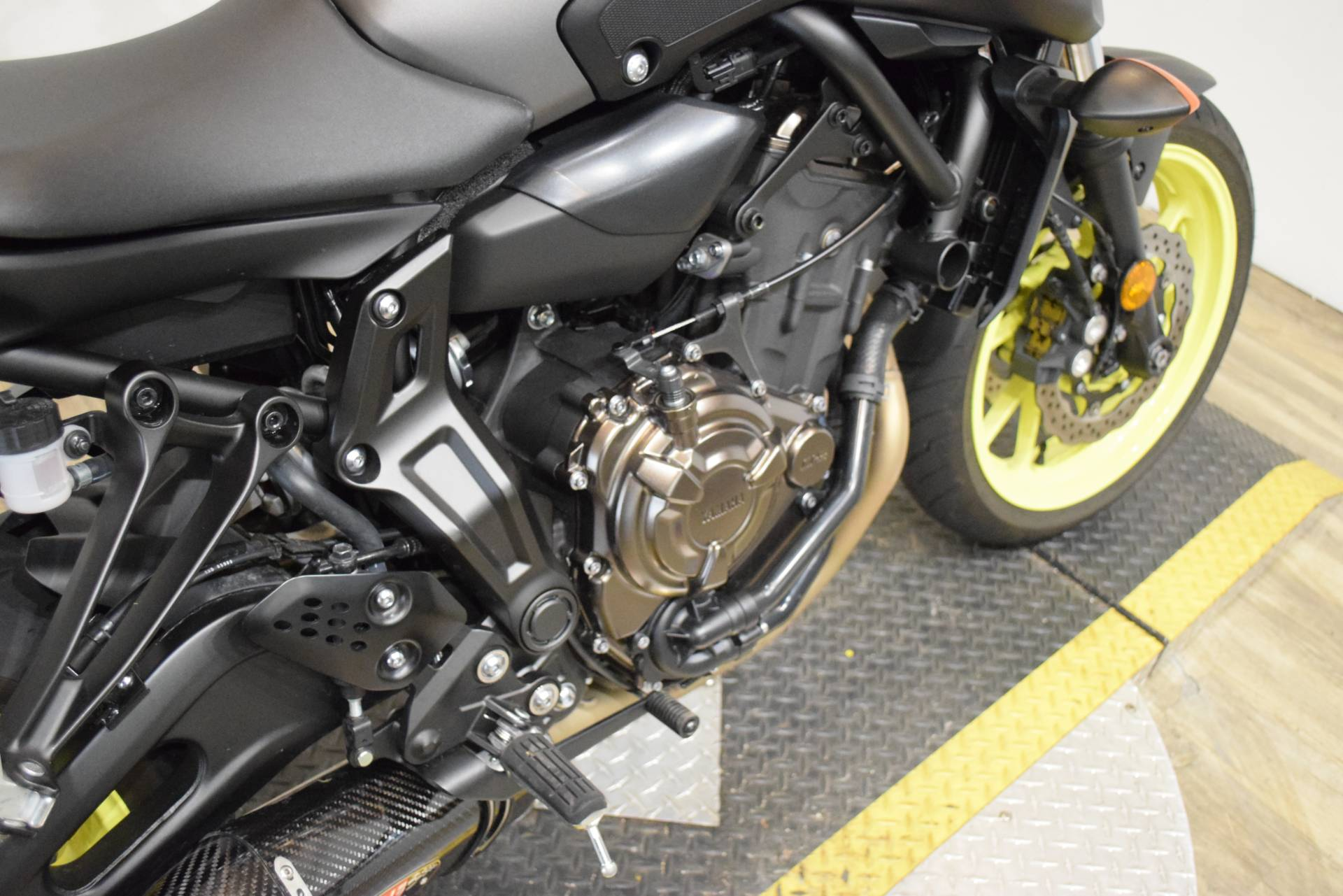 2018 Yamaha MT-07 in Wauconda, Illinois - Photo 7