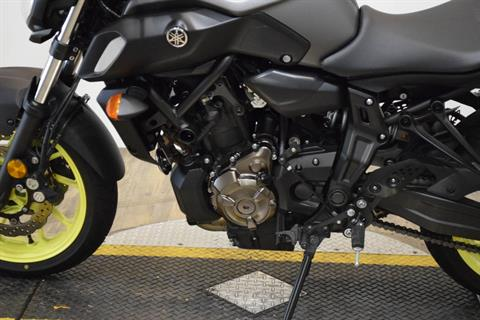 2018 Yamaha MT-07 in Wauconda, Illinois - Photo 19