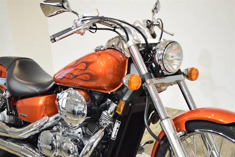 2012 Honda Shadow® Spirit 750 in Wauconda, Illinois - Photo 3
