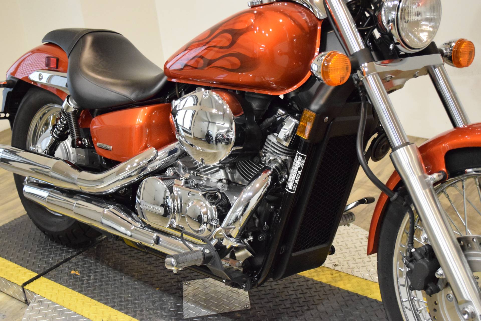2012 Honda Shadow® Spirit 750 in Wauconda, Illinois - Photo 4