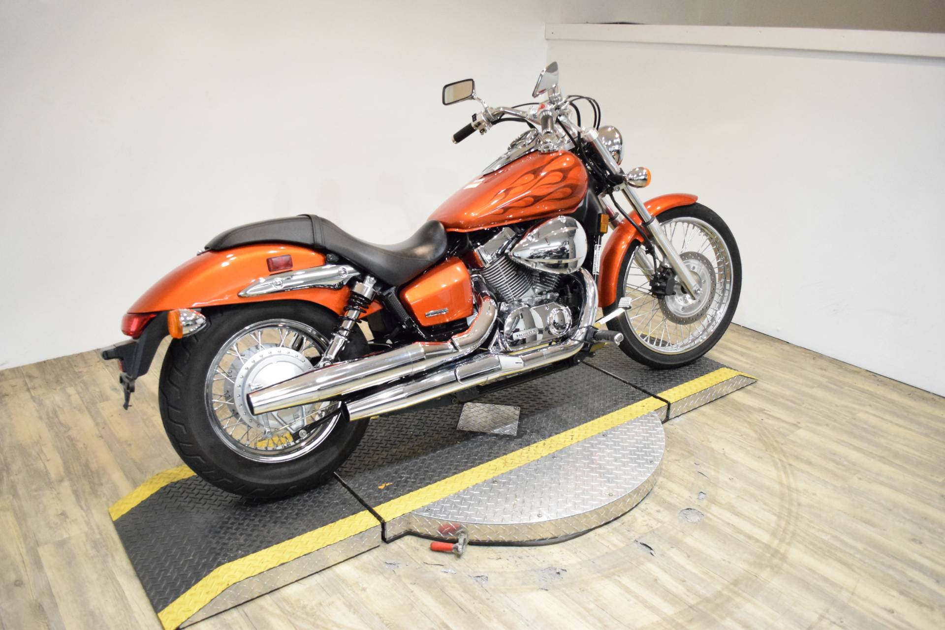 2012 Honda Shadow® Spirit 750 in Wauconda, Illinois - Photo 9