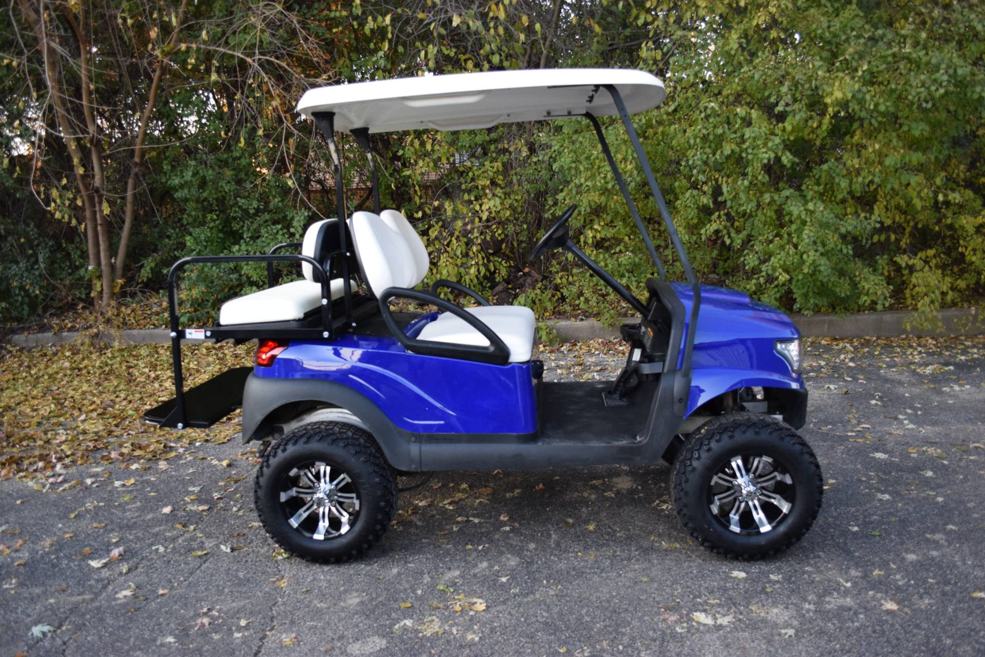 2017 Club Car Precedent i2 Electric in Wauconda, Illinois - Photo 1
