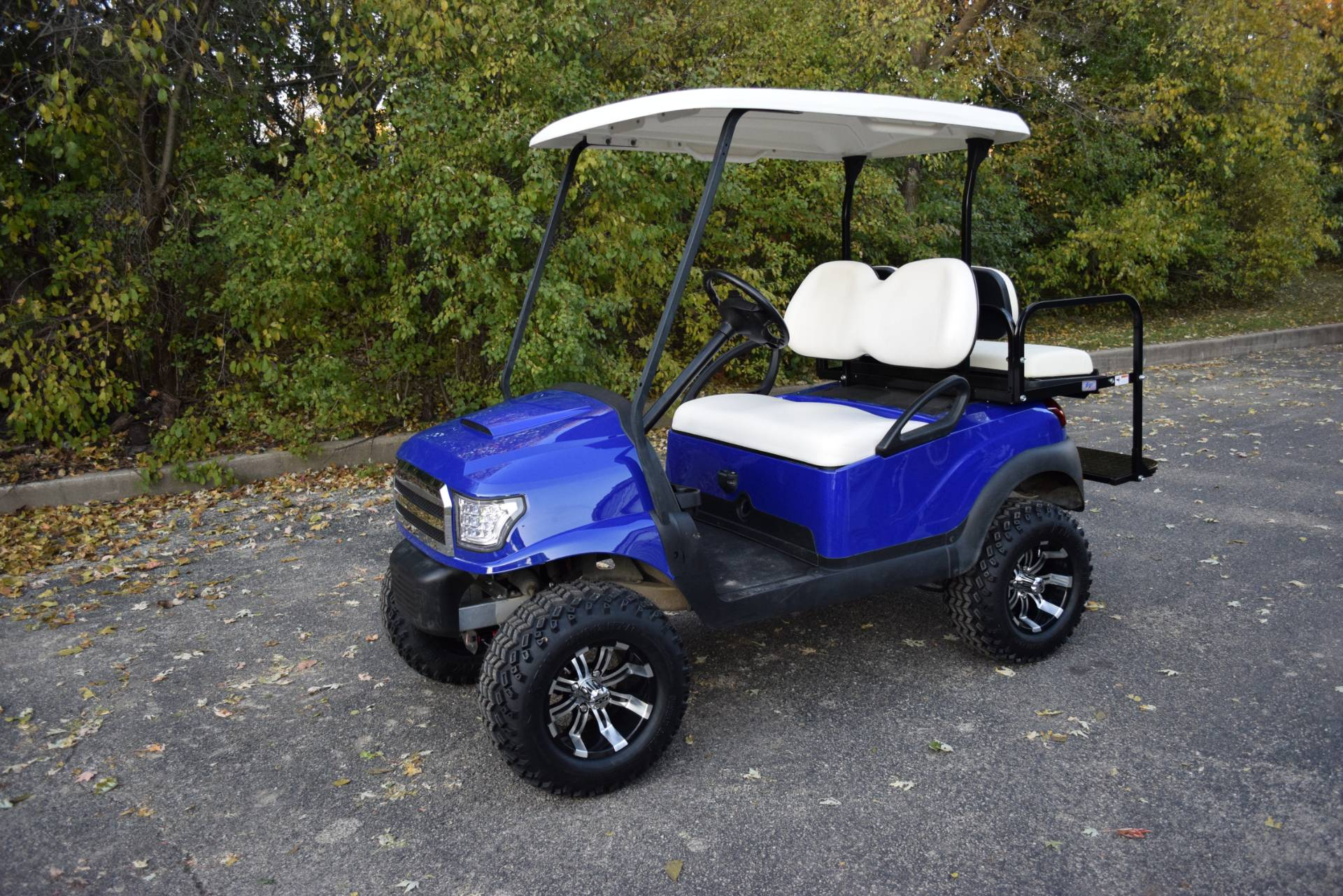 2017 Club Car Precedent i2 Electric in Wauconda, Illinois - Photo 21