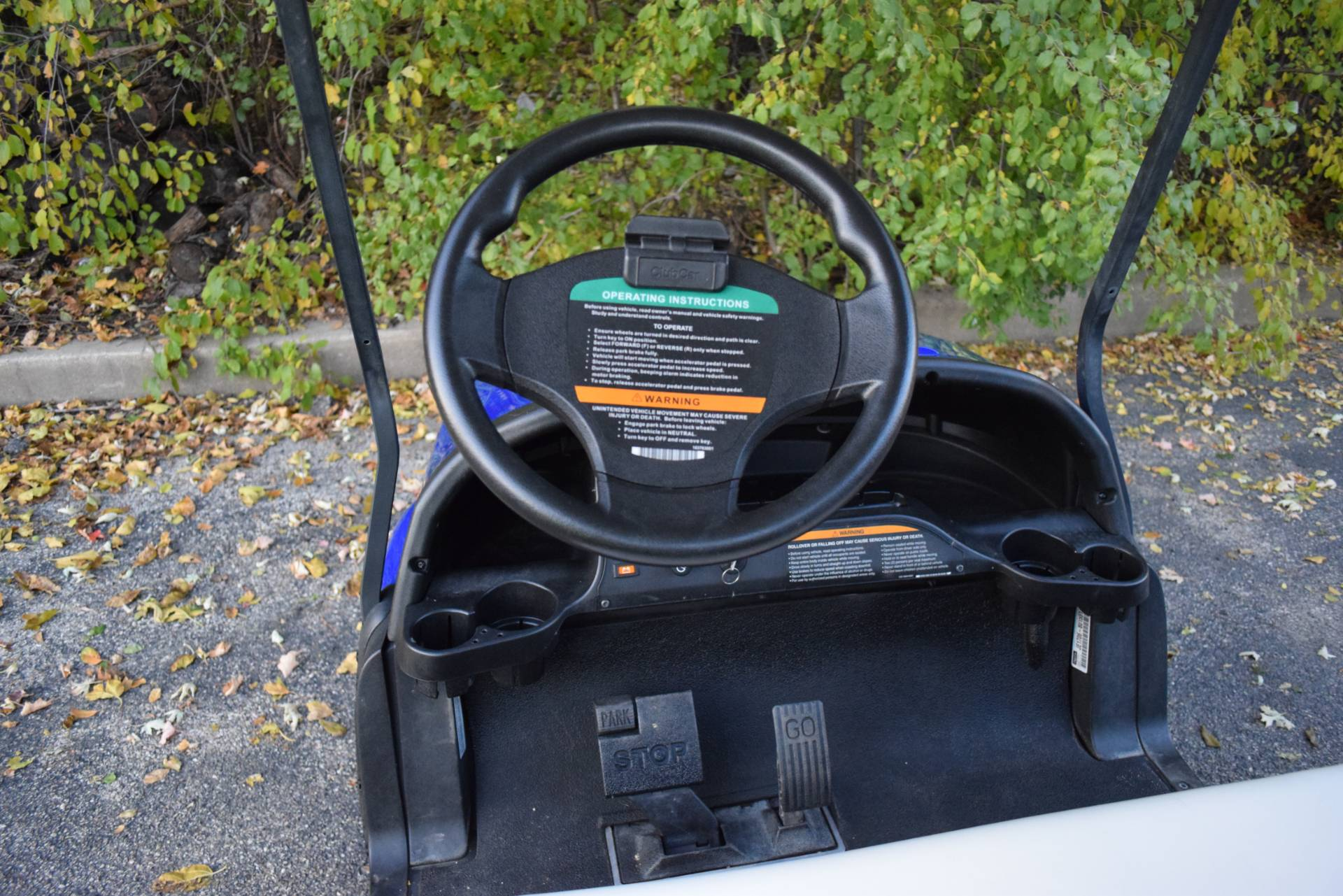 2017 Club Car Precedent i2 Electric in Wauconda, Illinois - Photo 28