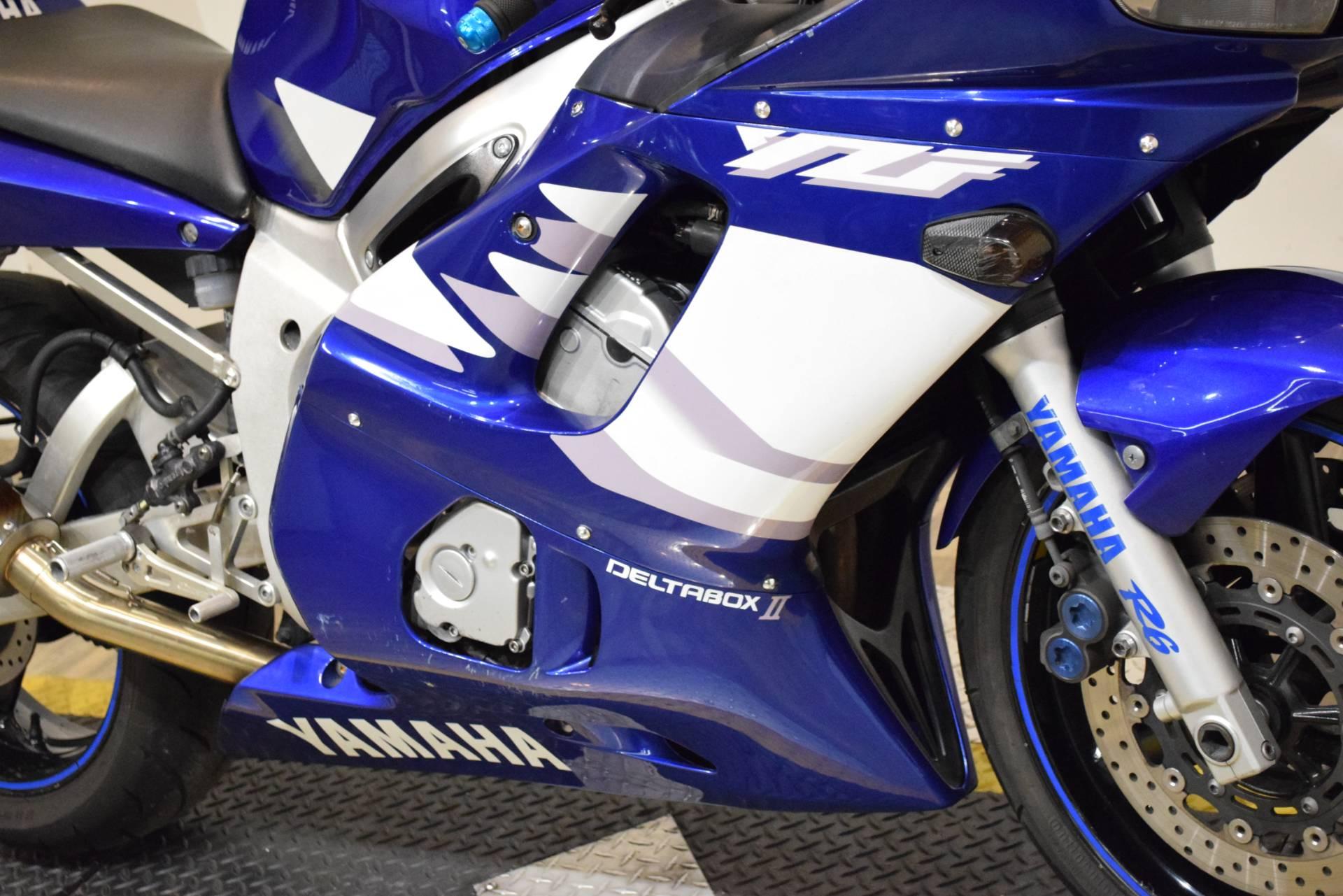 2000 Yamaha YZFR6 4
