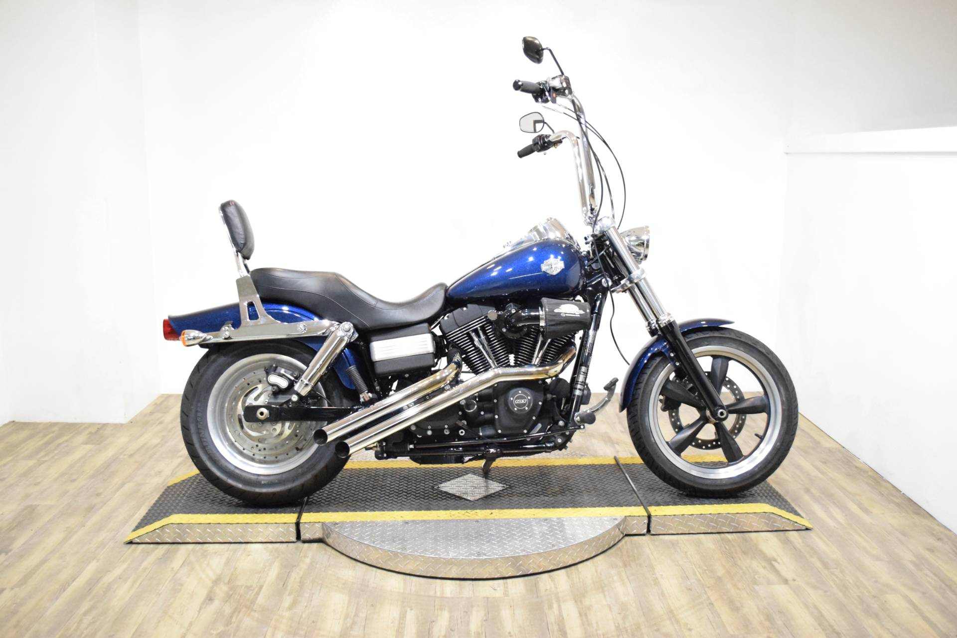 2012 Harley-Davidson Dyna® Fat Bob® in Wauconda, Illinois - Photo 1