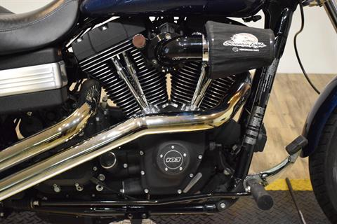 2012 Harley-Davidson Dyna® Fat Bob® in Wauconda, Illinois