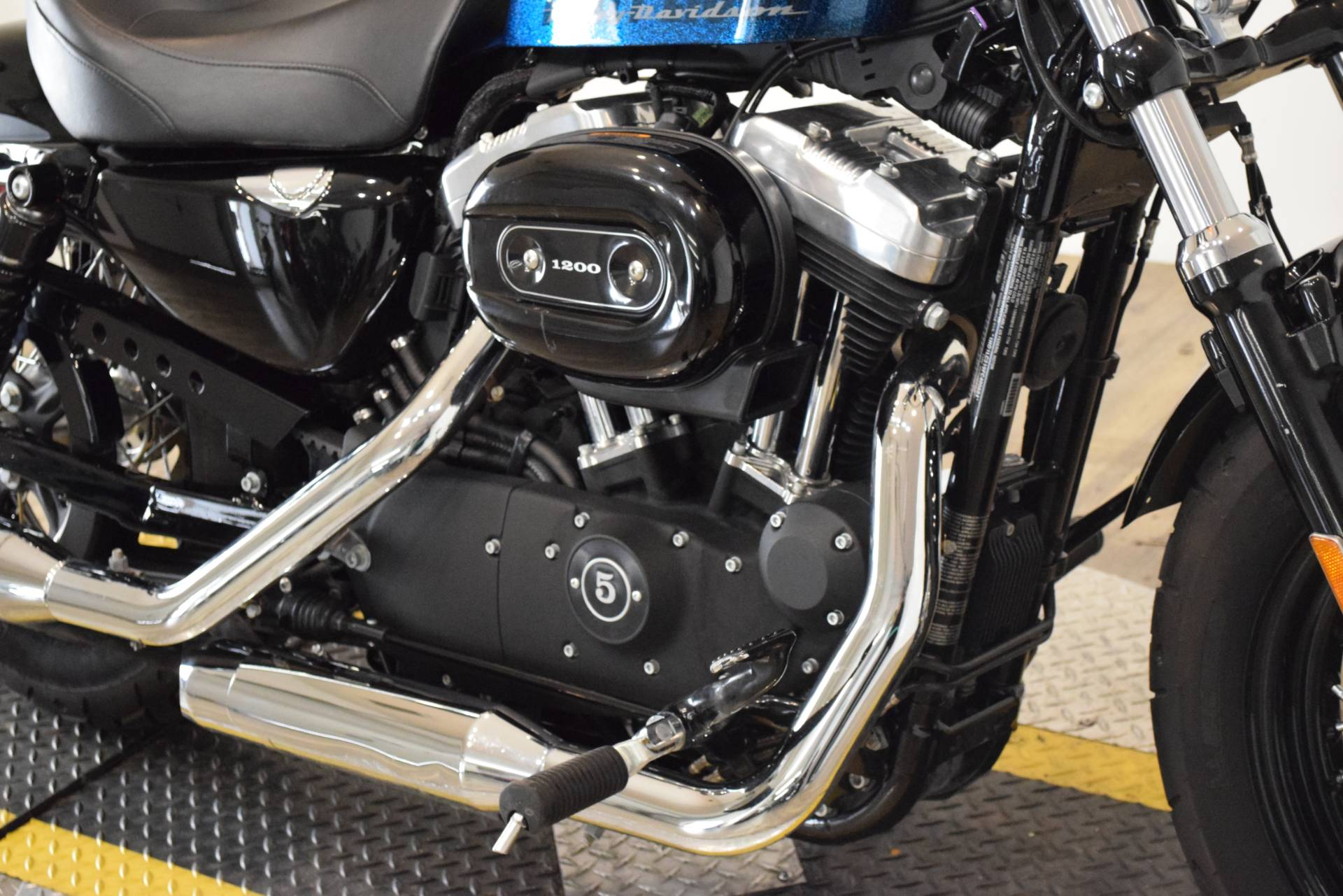 2015 Harley-Davidson Forty-Eight® in Wauconda, Illinois - Photo 4