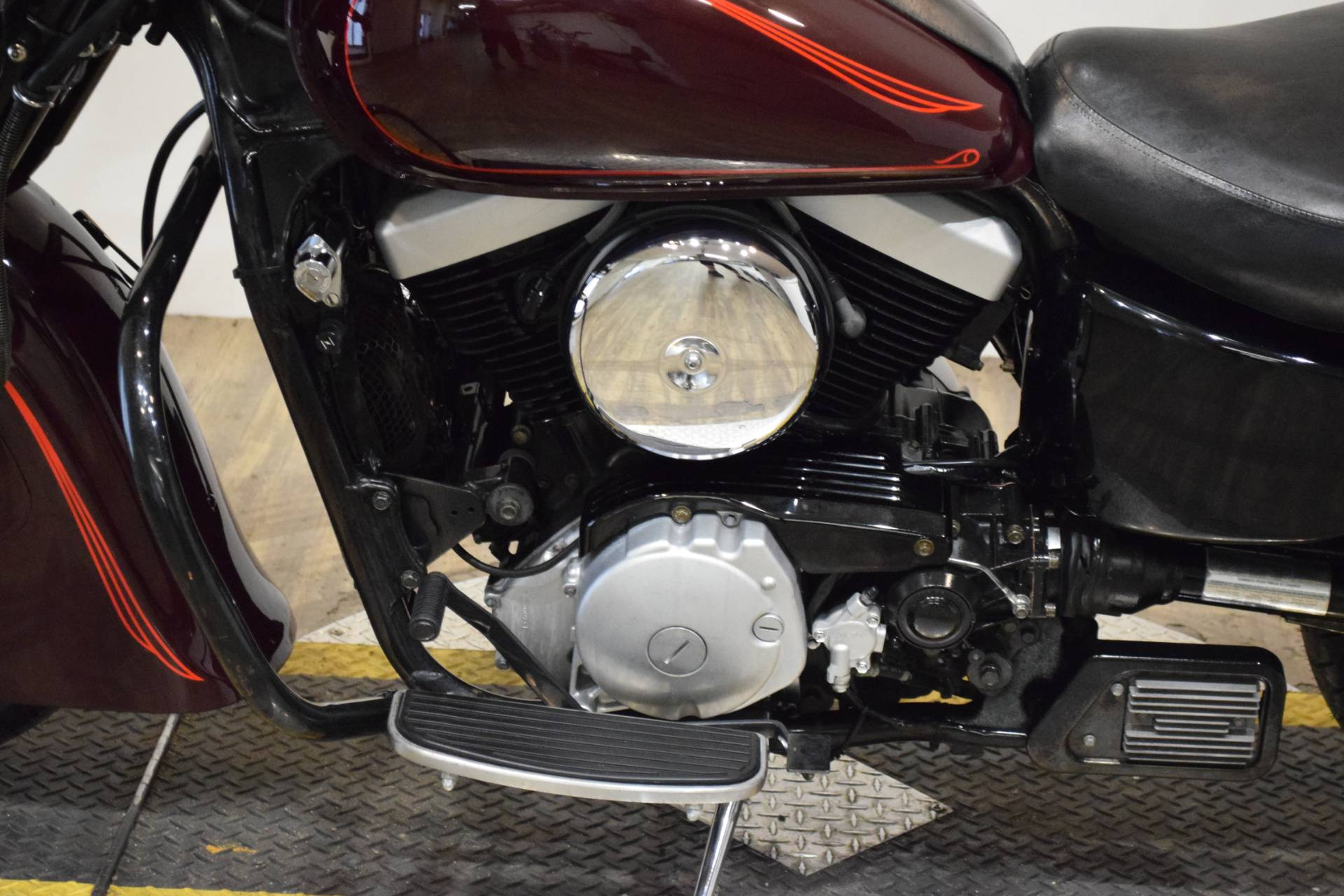 1999 Kawasaki Vulcan Drifter 1500 in Wauconda, Illinois - Photo 18