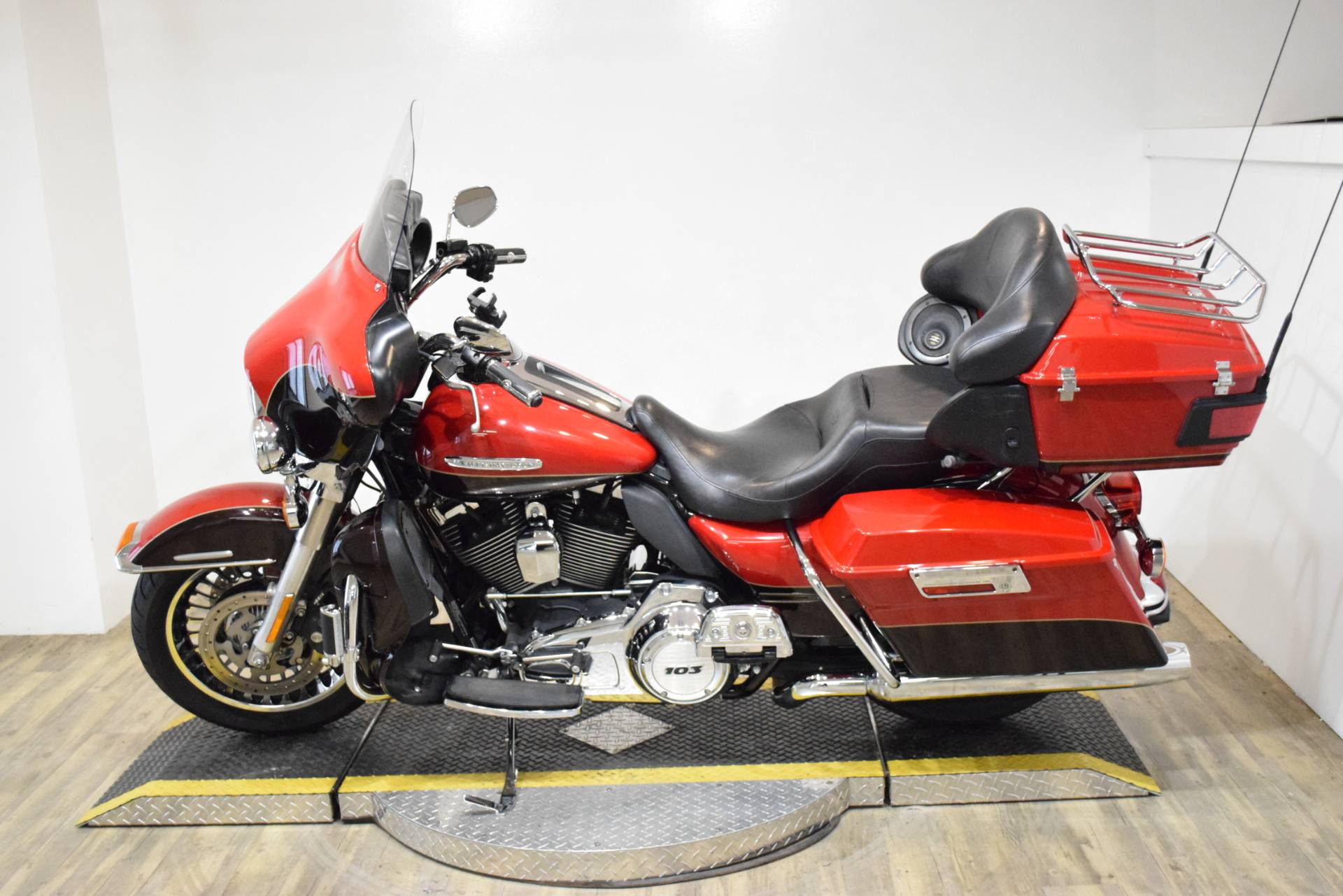 2011 Harley-Davidson Electra Glide® Ultra Limited in Wauconda, Illinois - Photo 17