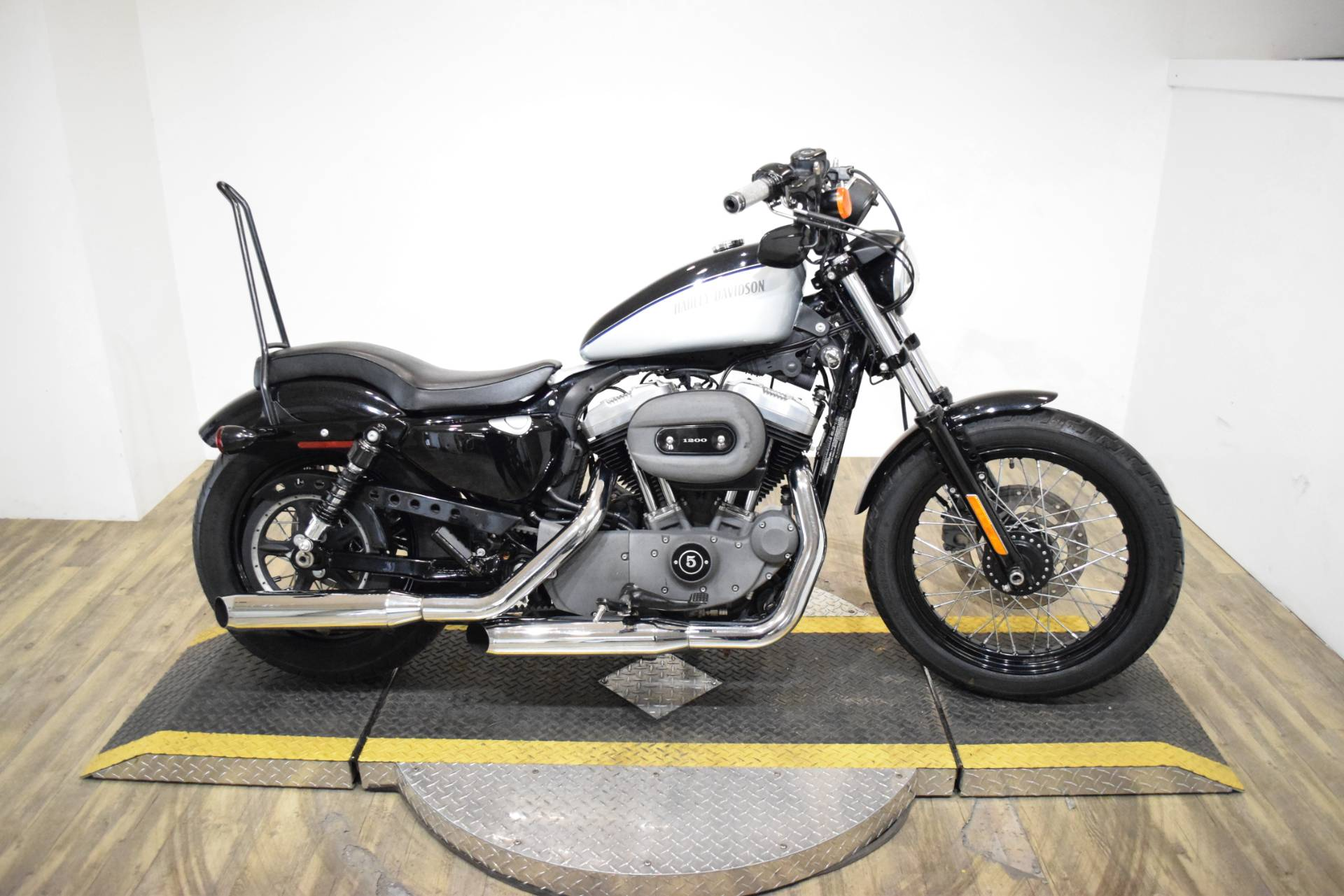 2012 Harley Davidson Sportster 1200 Nightster Used Motorcycle For Sale Wauconda Illinois