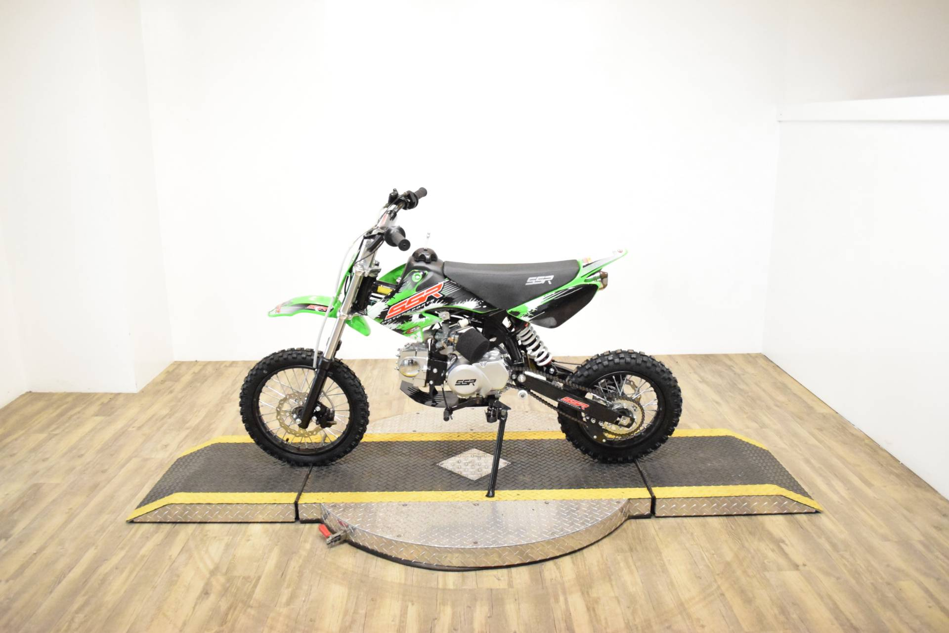 2018 SSR Motorsports SR125 in Wauconda, Illinois