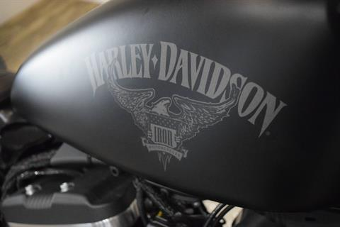 2018 Harley-Davidson Iron 883™ in Wauconda, Illinois - Photo 5