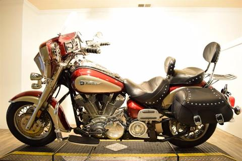 2002 Yamaha ROADSTAR 1600 in Wauconda, Illinois