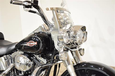 2005 Harley-Davidson FLSTC/FLSTCI Heritage Softail® Classic in Wauconda, Illinois - Photo 3