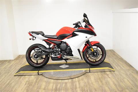 2014 Yamaha FZ6R in Wauconda, Illinois - Photo 1