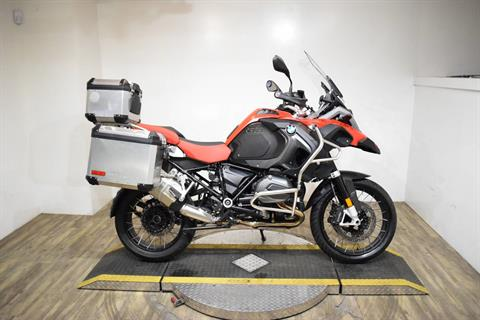 2016 BMW R 1200 GS Adventure in Wauconda, Illinois - Photo 1