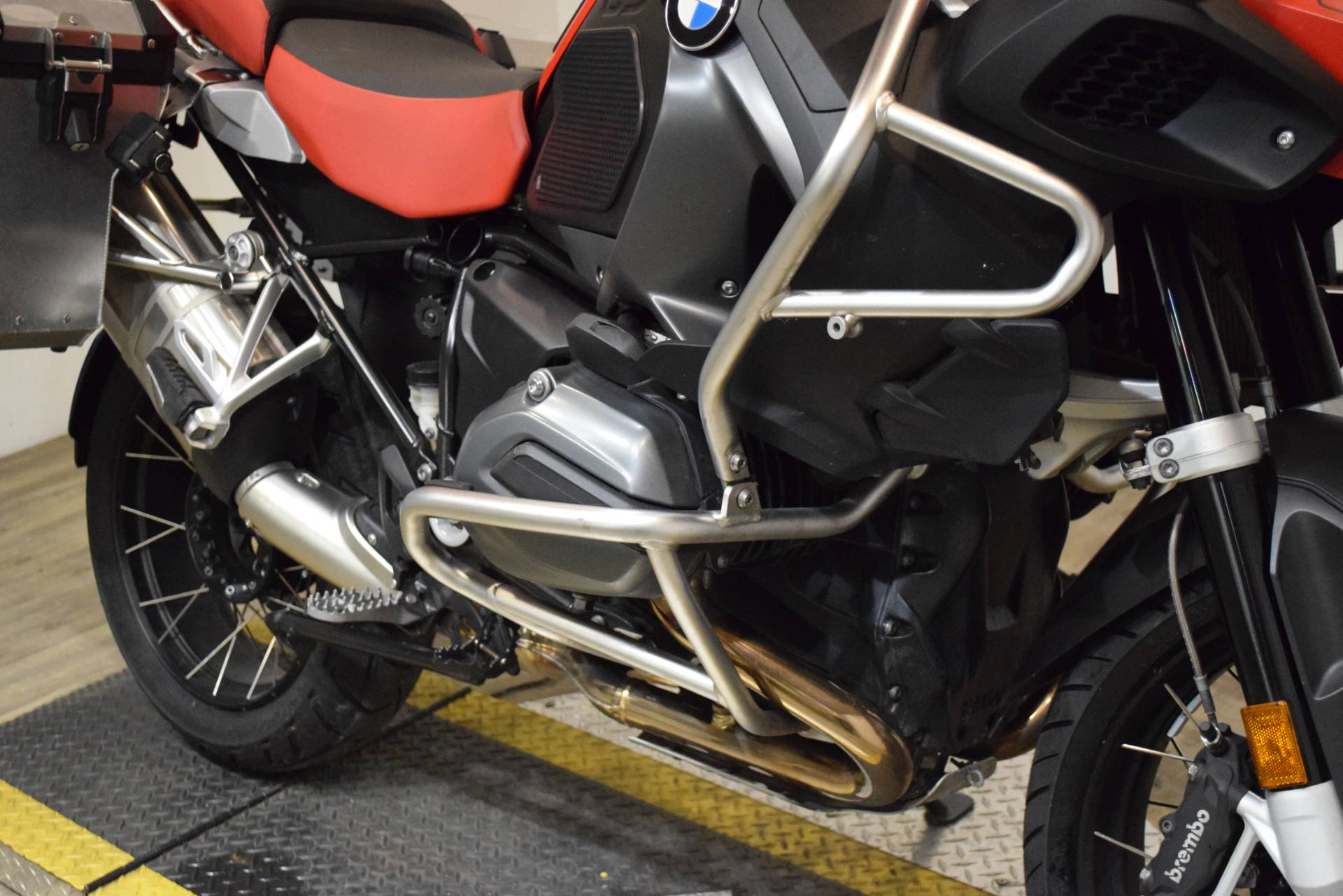2016 BMW R 1200 GS Adventure in Wauconda, Illinois - Photo 4