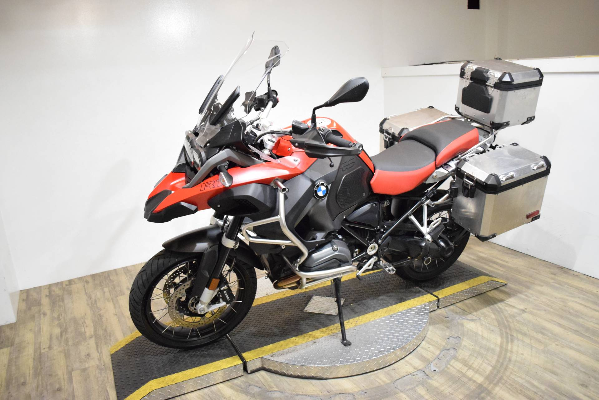2016 BMW R 1200 GS Adventure in Wauconda, Illinois - Photo 21