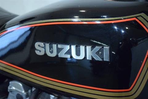 1978 Suzuki GS 550 in Wauconda, Illinois