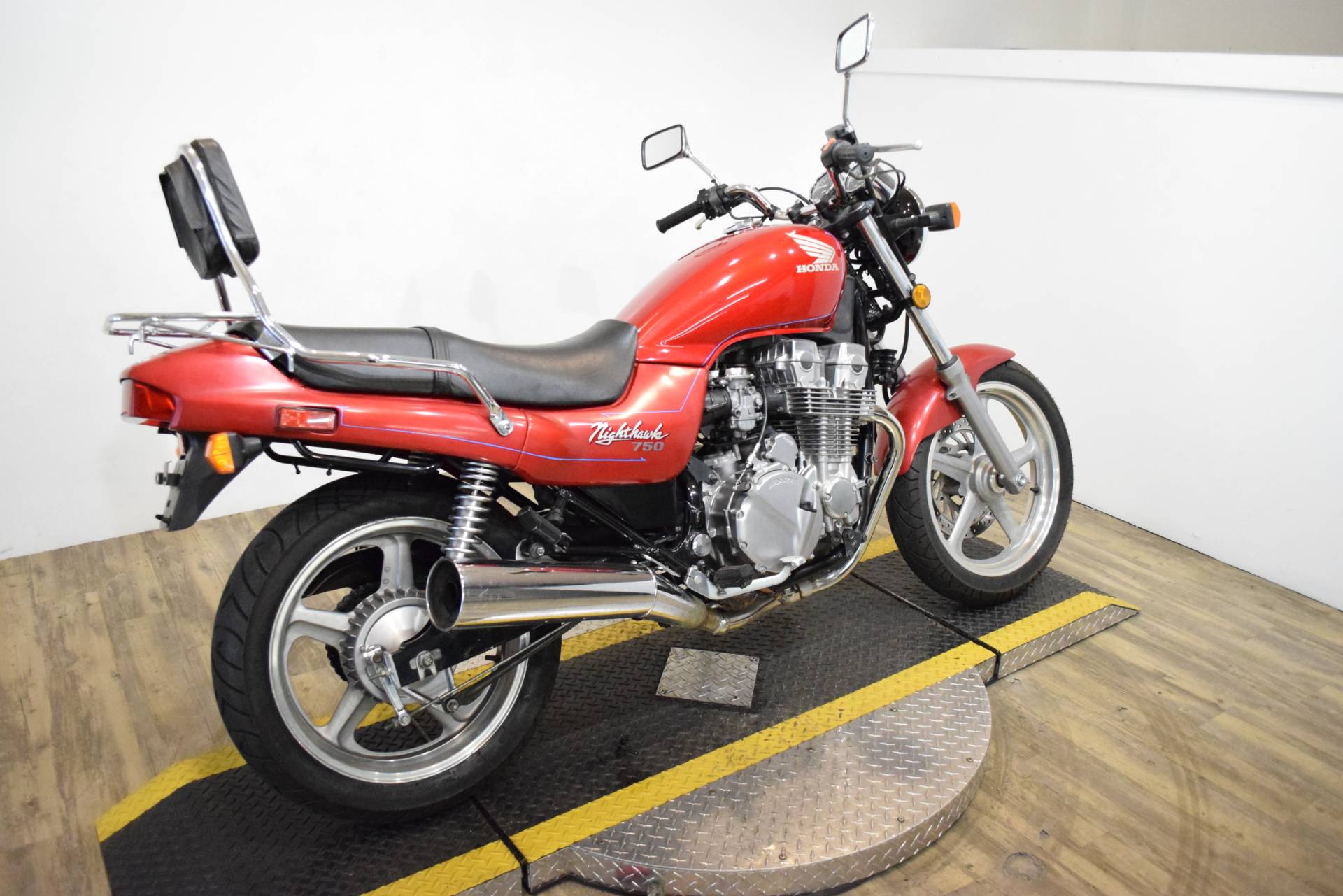 1992 Honda Nighthawk 750 in Wauconda, Illinois - Photo 10