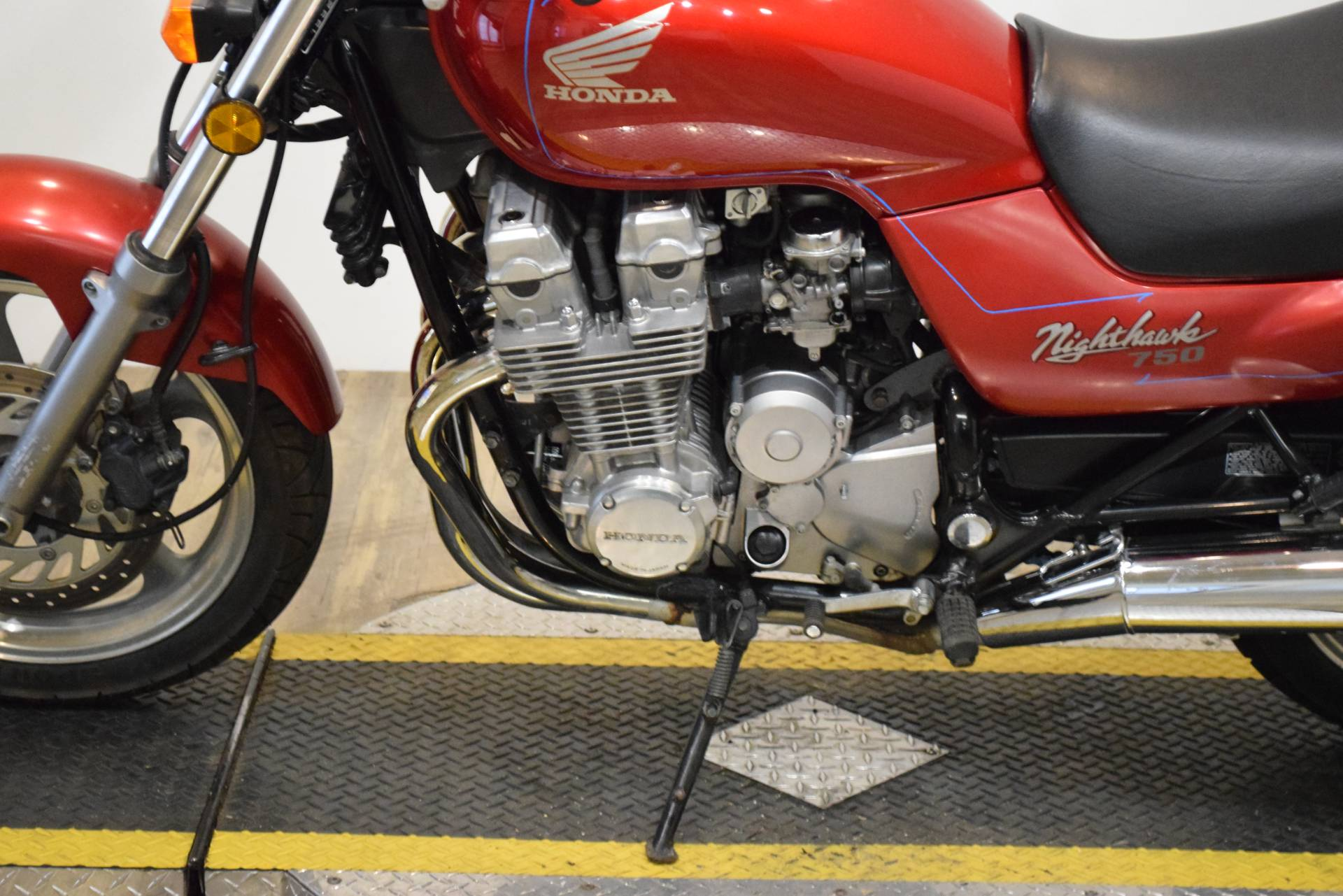 1992 Honda Nighthawk 750 in Wauconda, Illinois - Photo 19