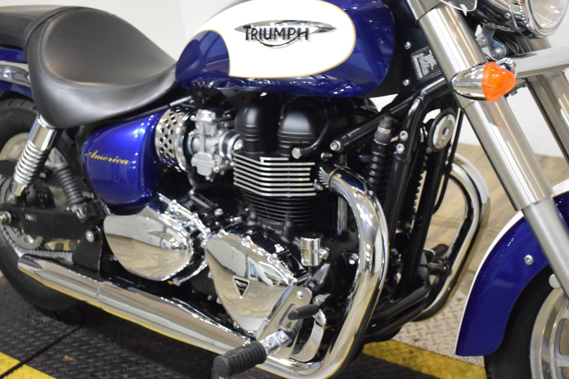 2013 Triumph America in Wauconda, Illinois - Photo 4
