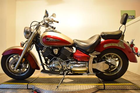 2004 Yamaha V Star® 1100 Classic in Wauconda, Illinois