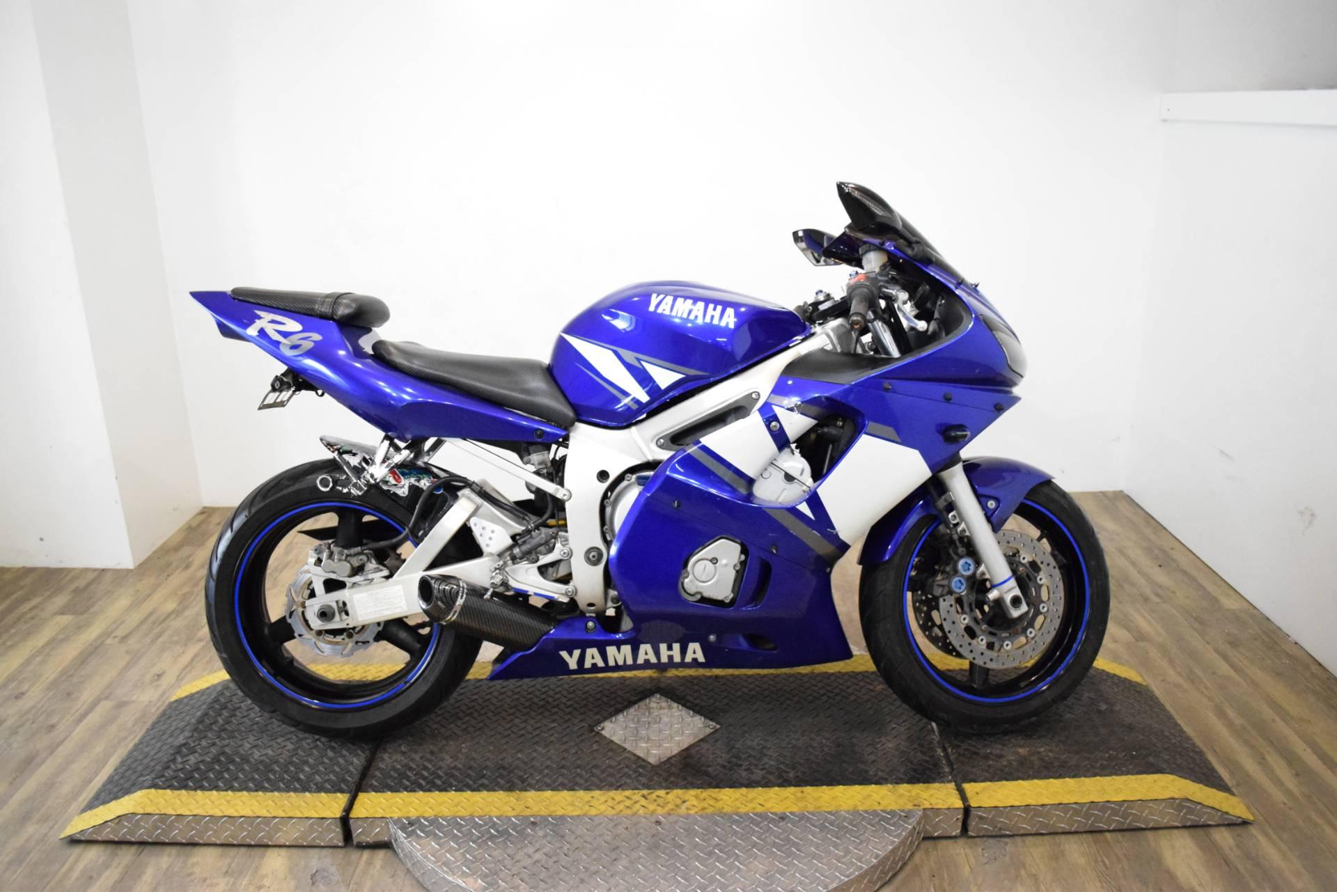2001 Yamaha YZF-R6 for sale 292523