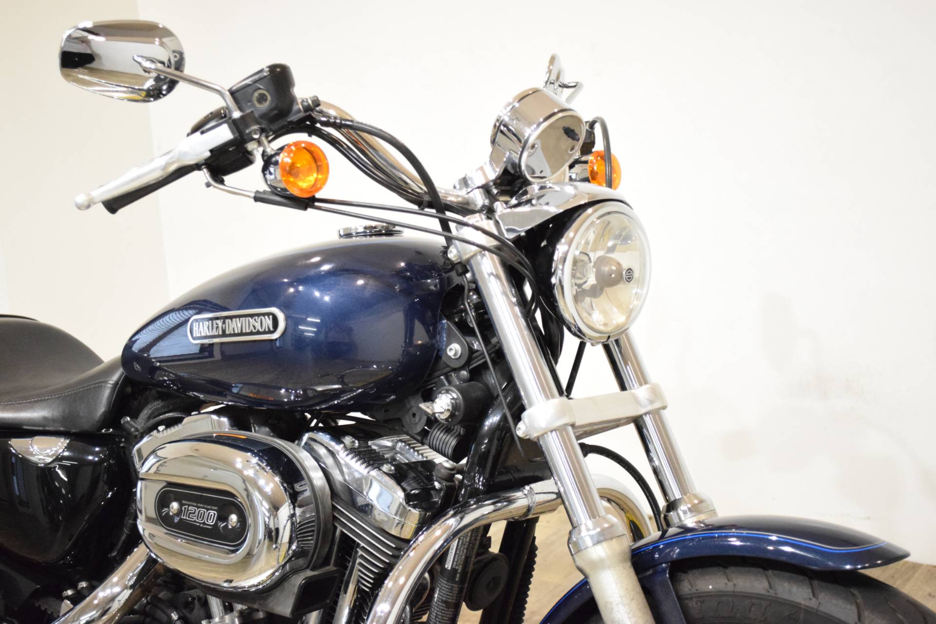 2008 Harley-Davidson Sportster® 1200 Low in Wauconda, Illinois - Photo 3