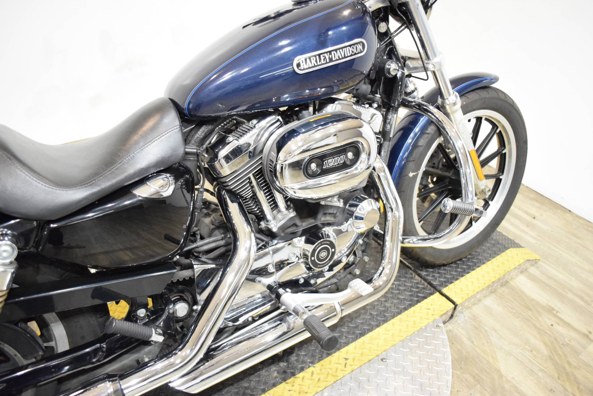 2008 Harley-Davidson Sportster® 1200 Low in Wauconda, Illinois - Photo 7