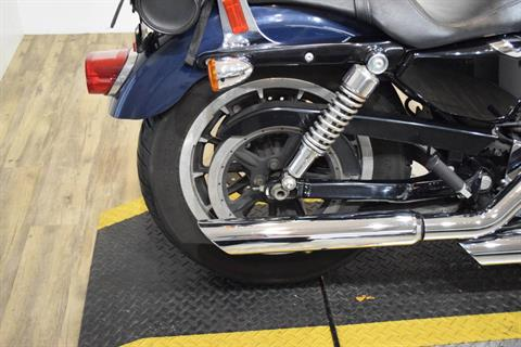 2008 Harley-Davidson Sportster® 1200 Low in Wauconda, Illinois - Photo 9