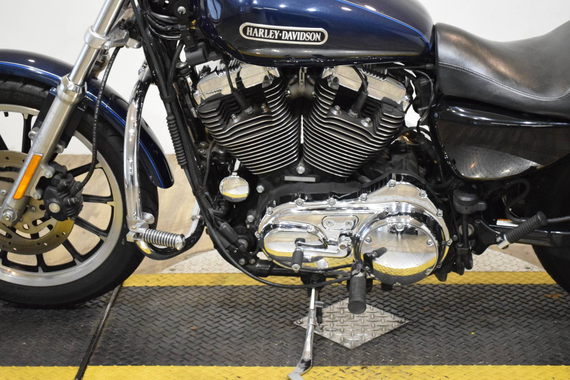2008 Harley-Davidson Sportster® 1200 Low in Wauconda, Illinois - Photo 19
