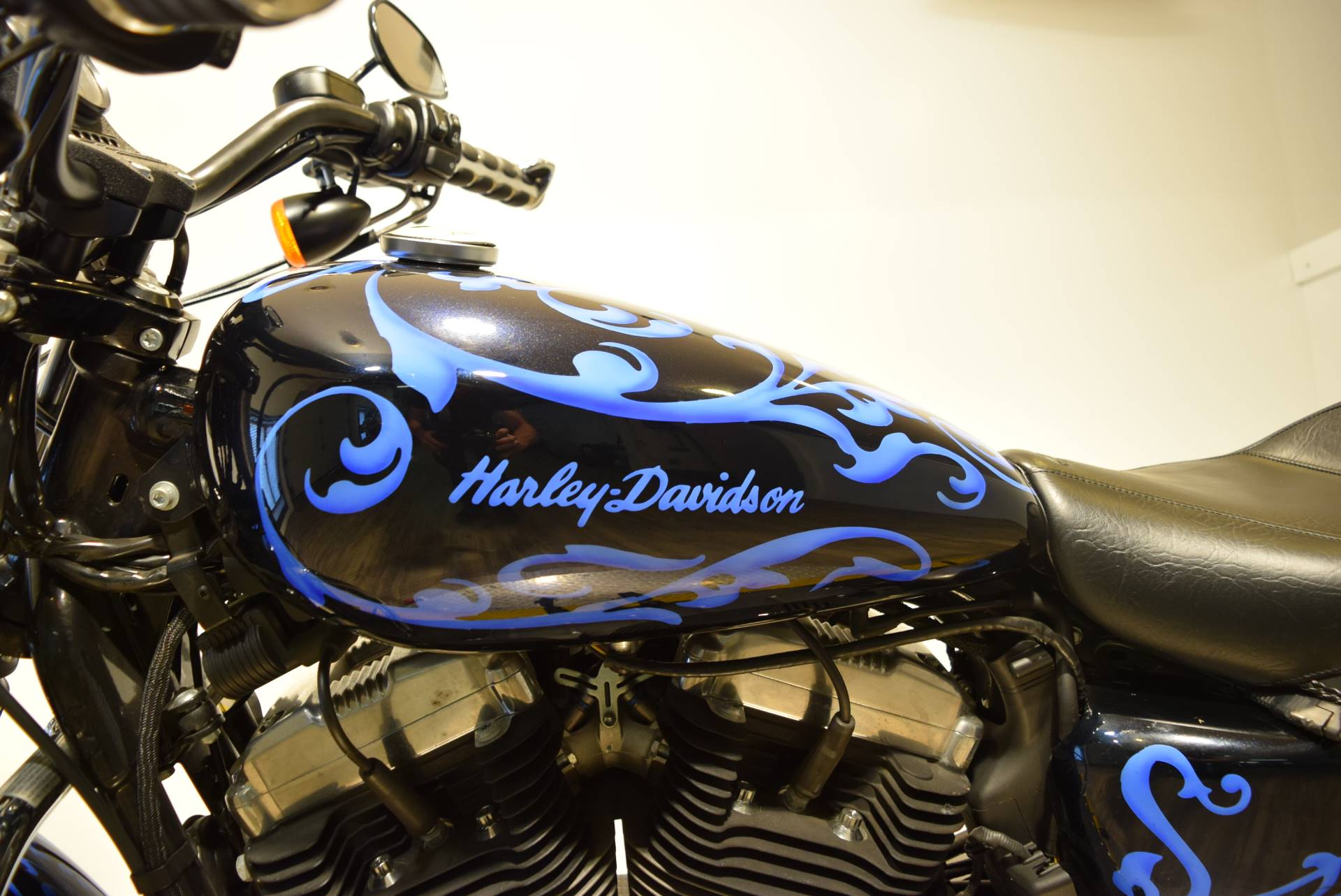 2012 Harley-Davidson XL1200N Sportster in Wauconda, Illinois