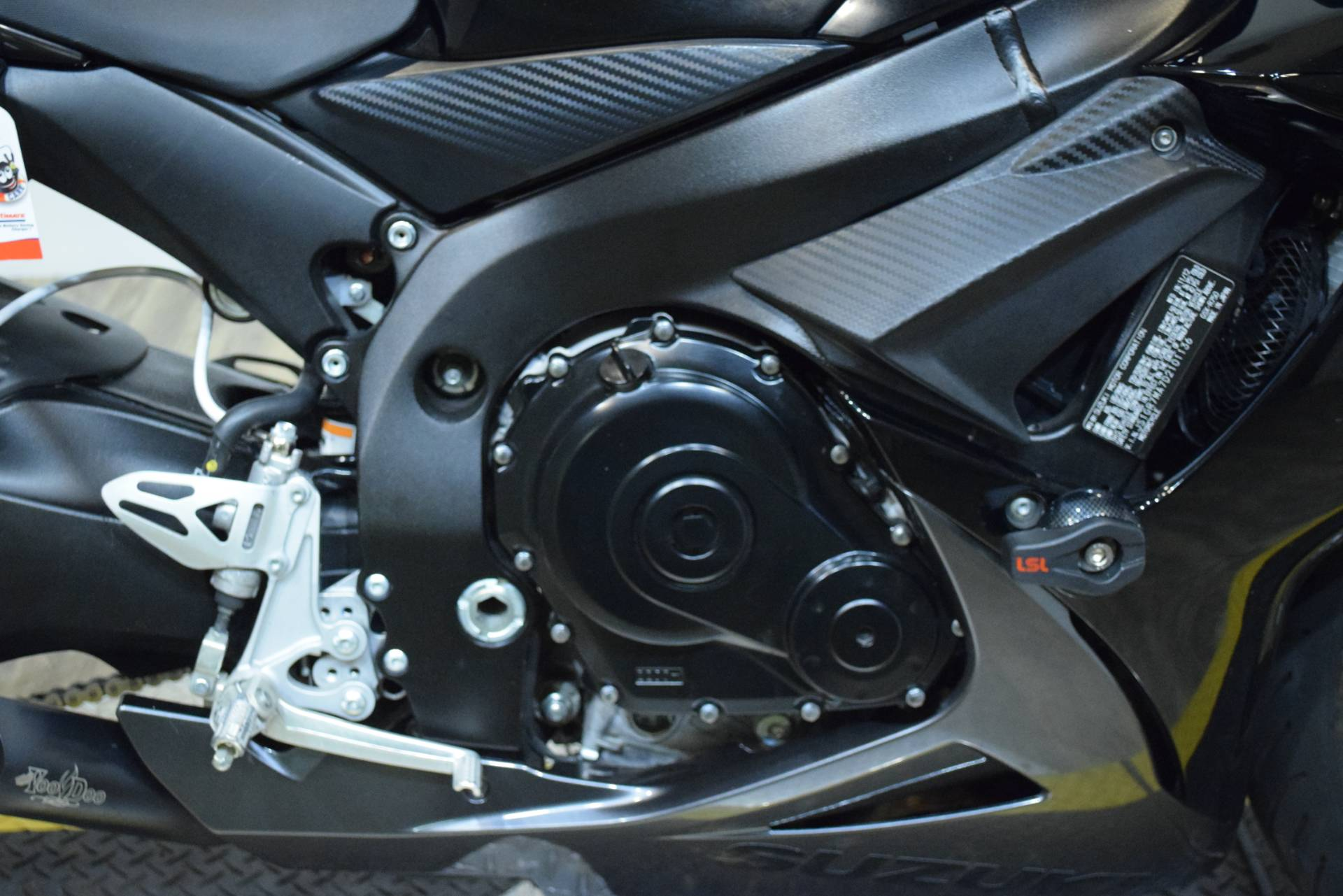 2013 Suzuki GSX-R750™ in Wauconda, Illinois