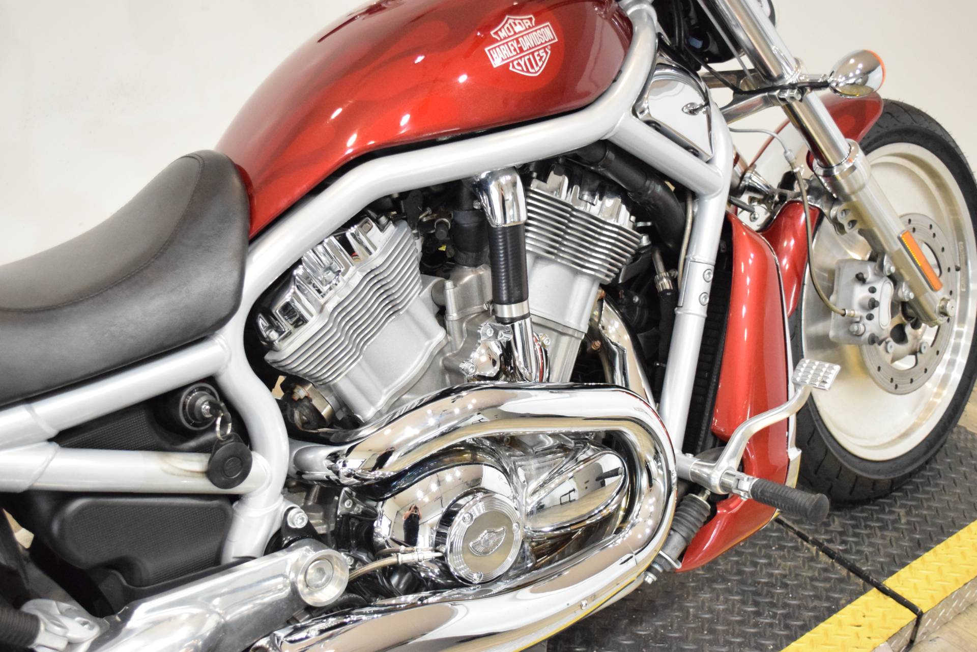 2003 Harley-Davidson VRSCA V-ROD in Wauconda, Illinois - Photo 6