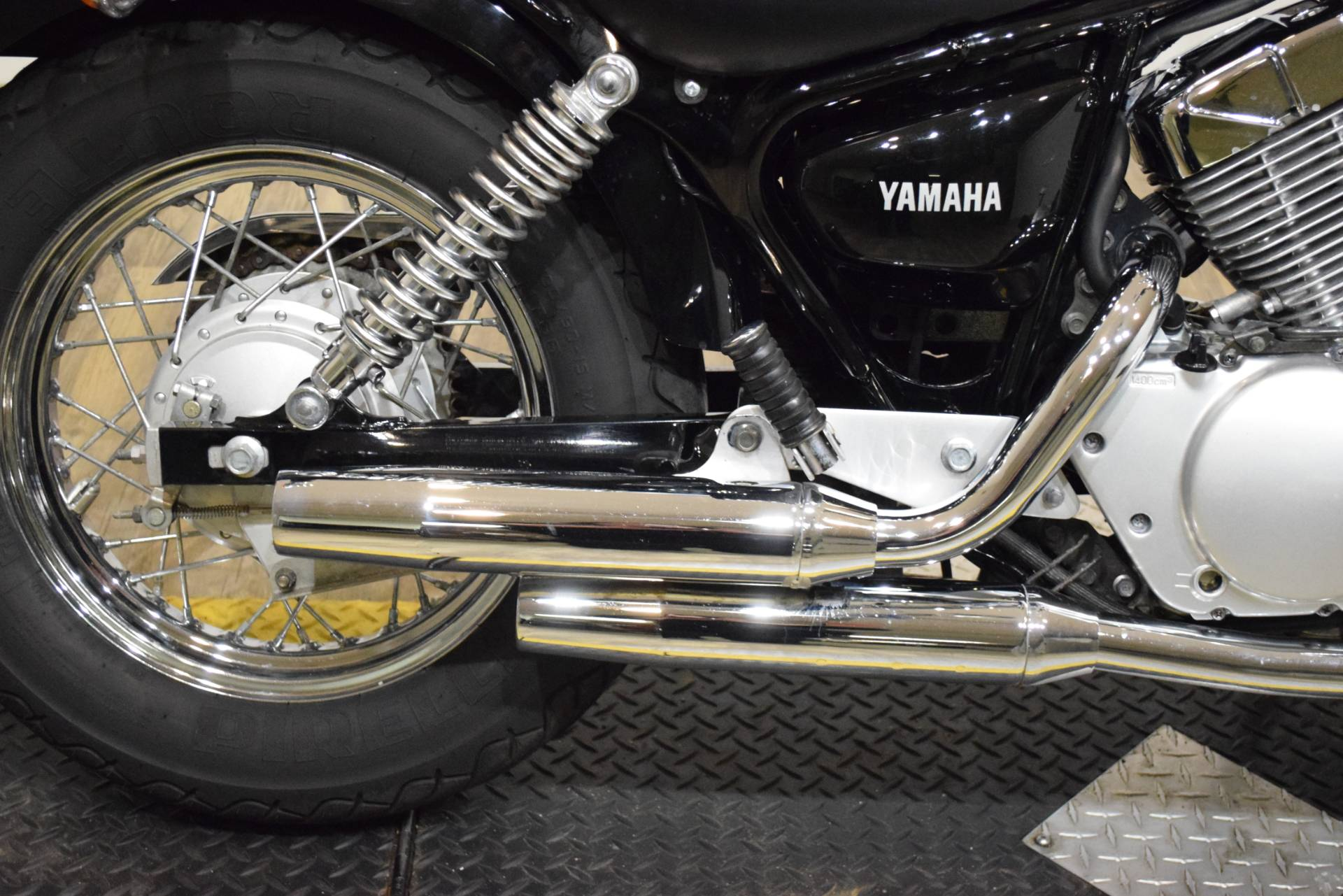 2003 Yamaha Virago 250 in Wauconda, Illinois