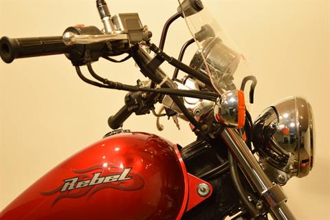 2004 Honda Rebel in Wauconda, Illinois