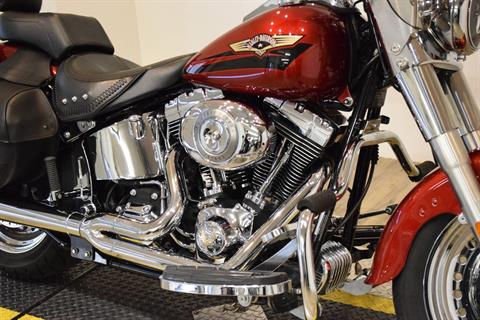 2008 Harley-Davidson Softail® Fat Boy® in Wauconda, Illinois