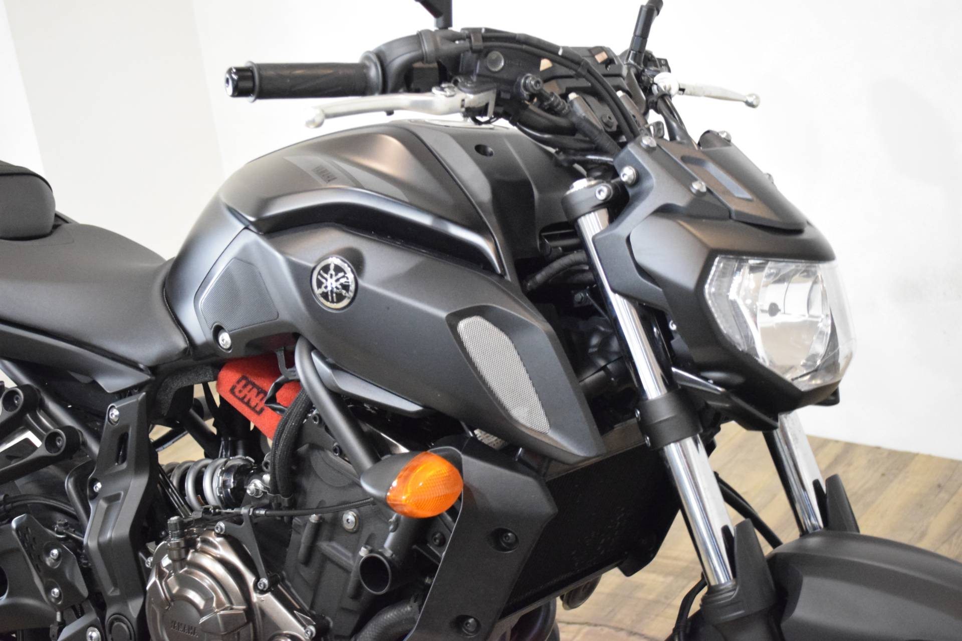 2019 Yamaha MT-07 in Wauconda, Illinois - Photo 3