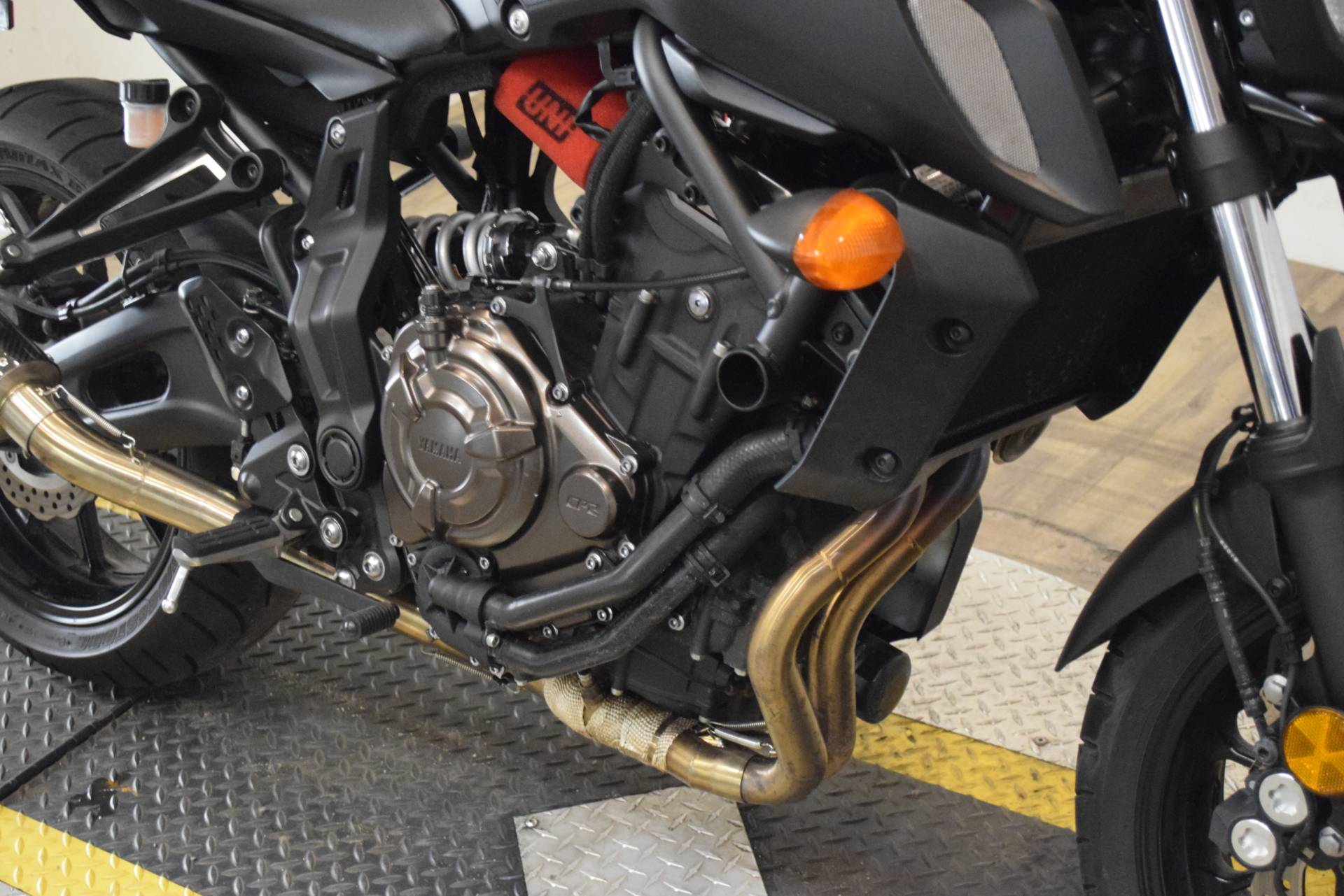 2019 Yamaha MT-07 in Wauconda, Illinois - Photo 4