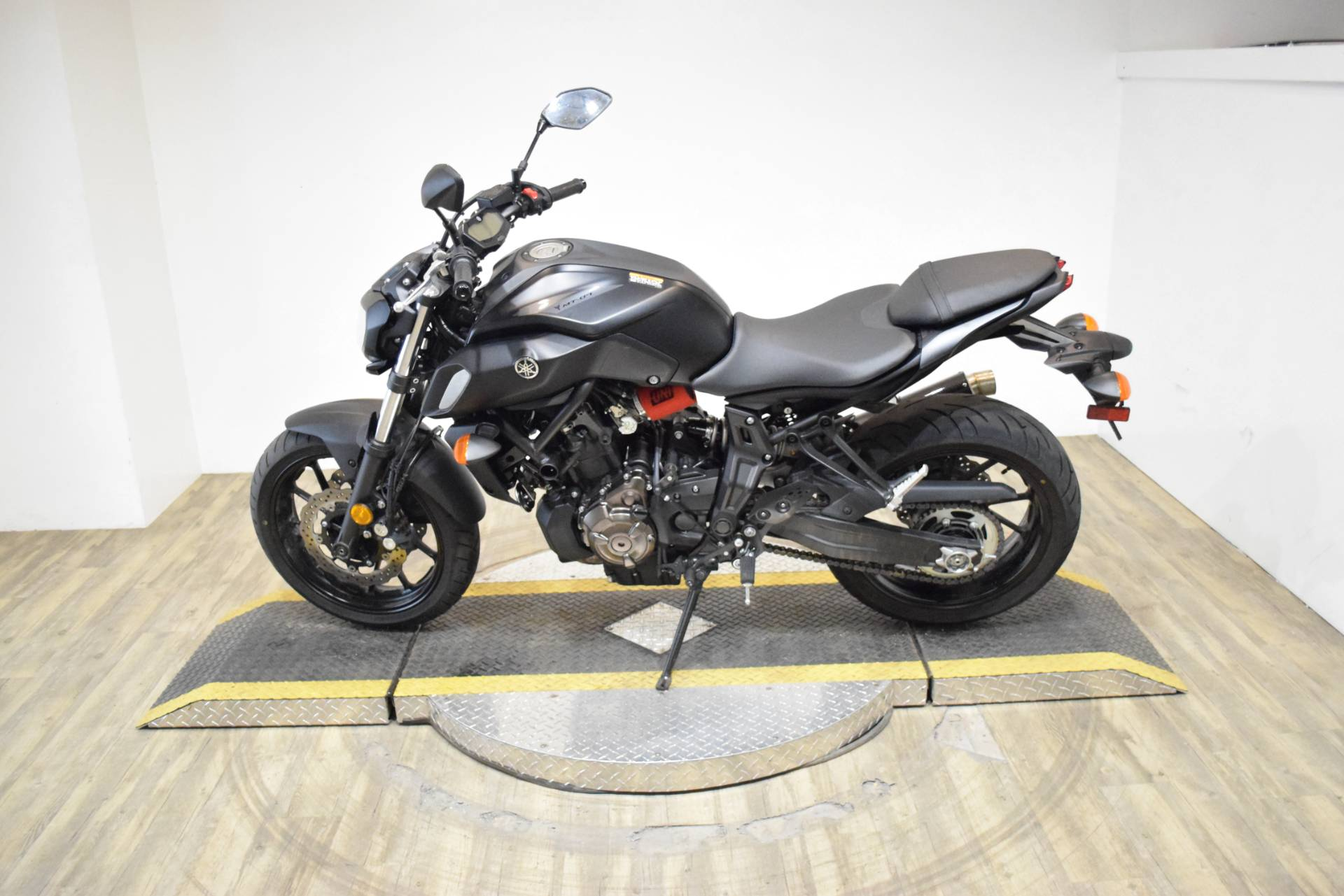 2019 Yamaha MT-07 in Wauconda, Illinois - Photo 15