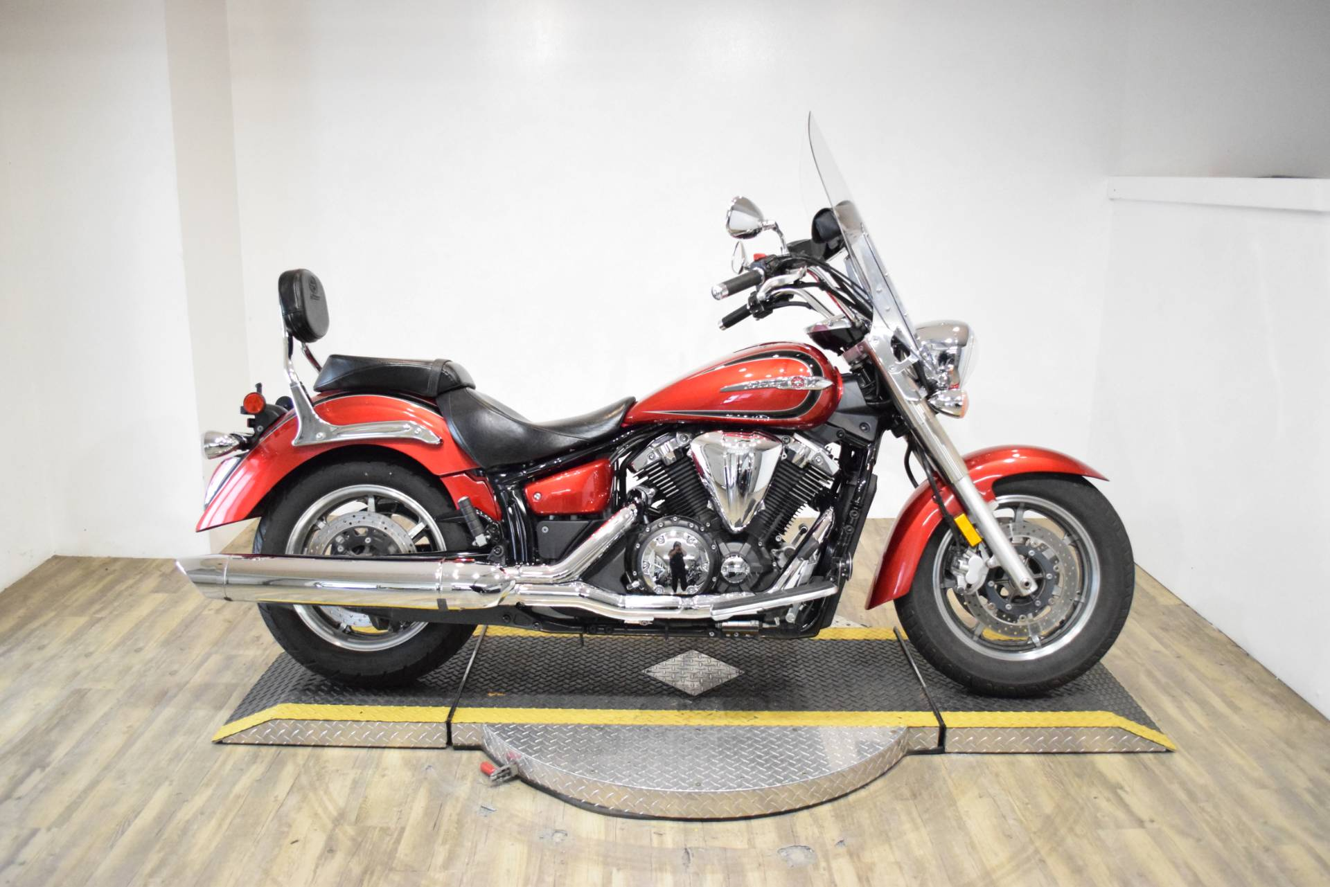 2013 Yamaha V Star 1300 Tourer in Wauconda, Illinois - Photo 1