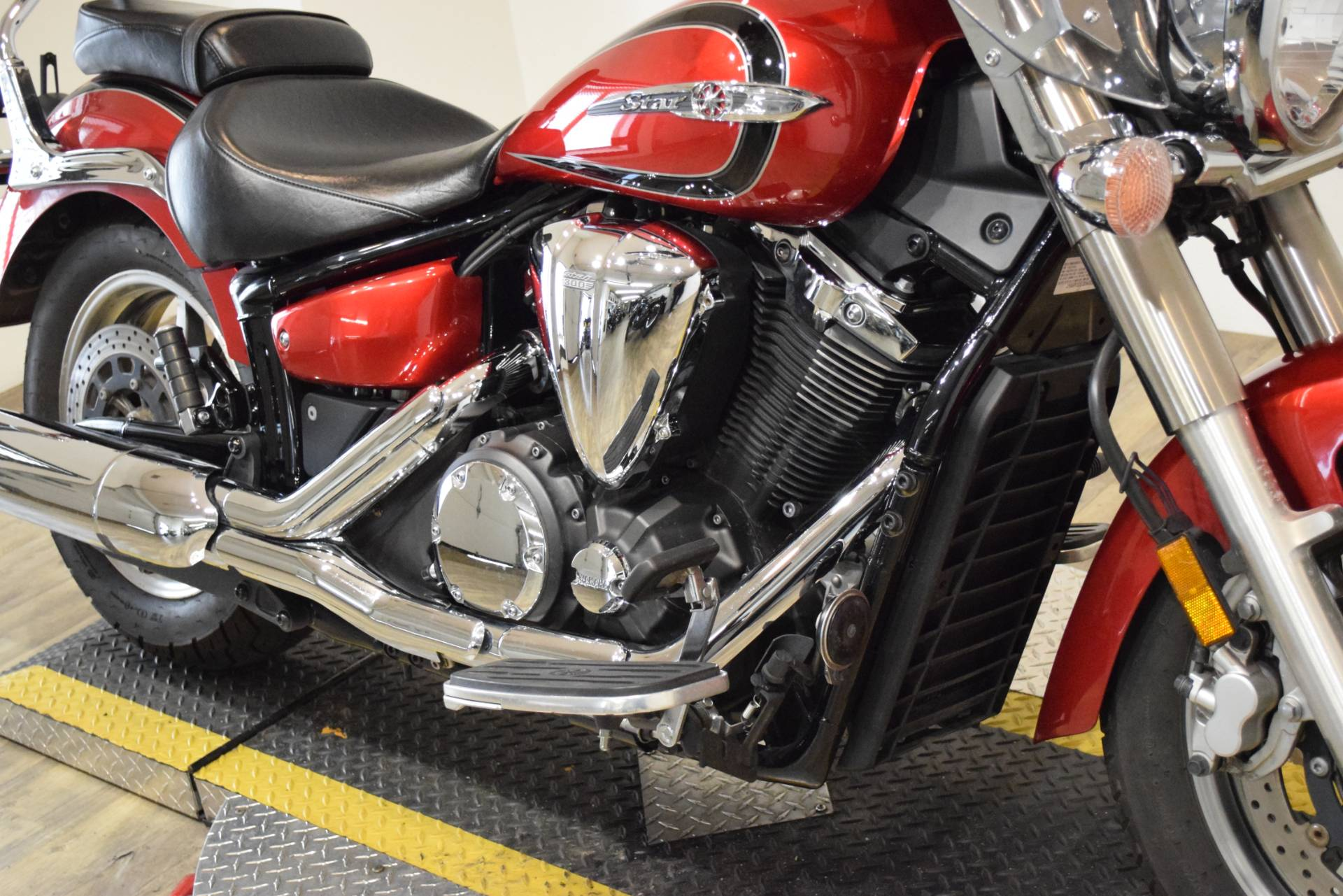 2013 Yamaha V Star 1300 Tourer in Wauconda, Illinois - Photo 4