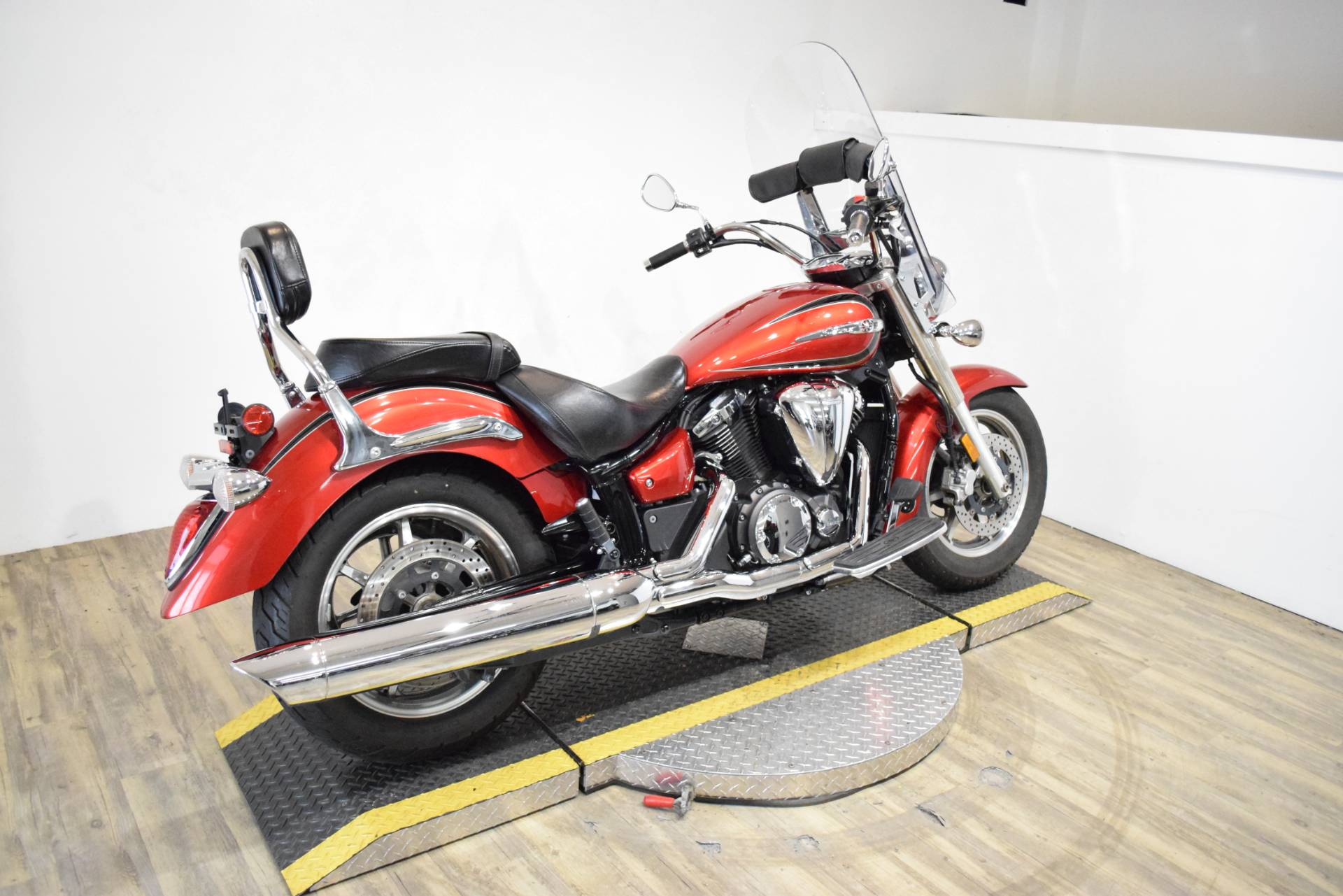 2013 Yamaha V Star 1300 Tourer in Wauconda, Illinois - Photo 10