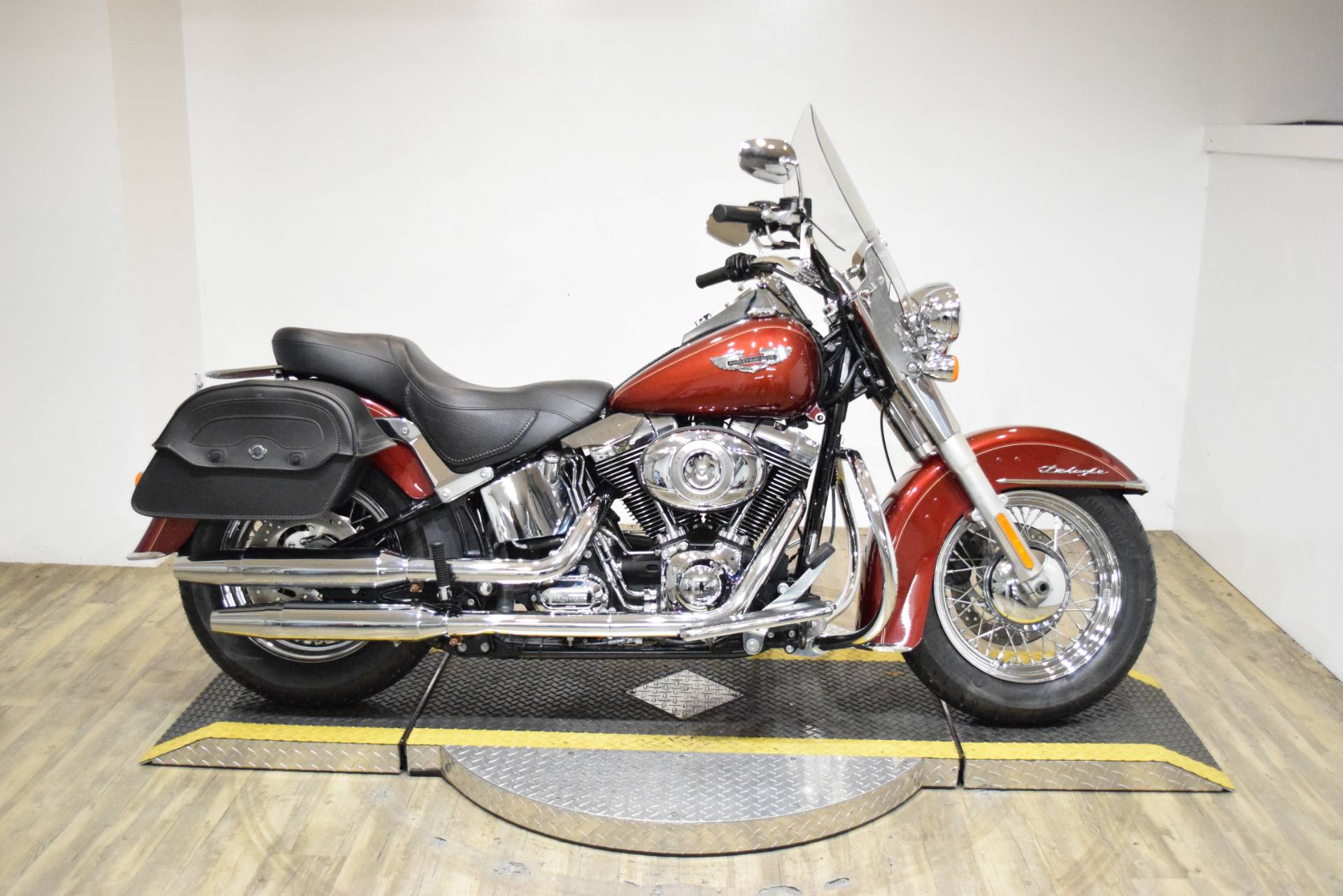 2009 Harley-Davidson Softail® Deluxe in Wauconda, Illinois - Photo 1