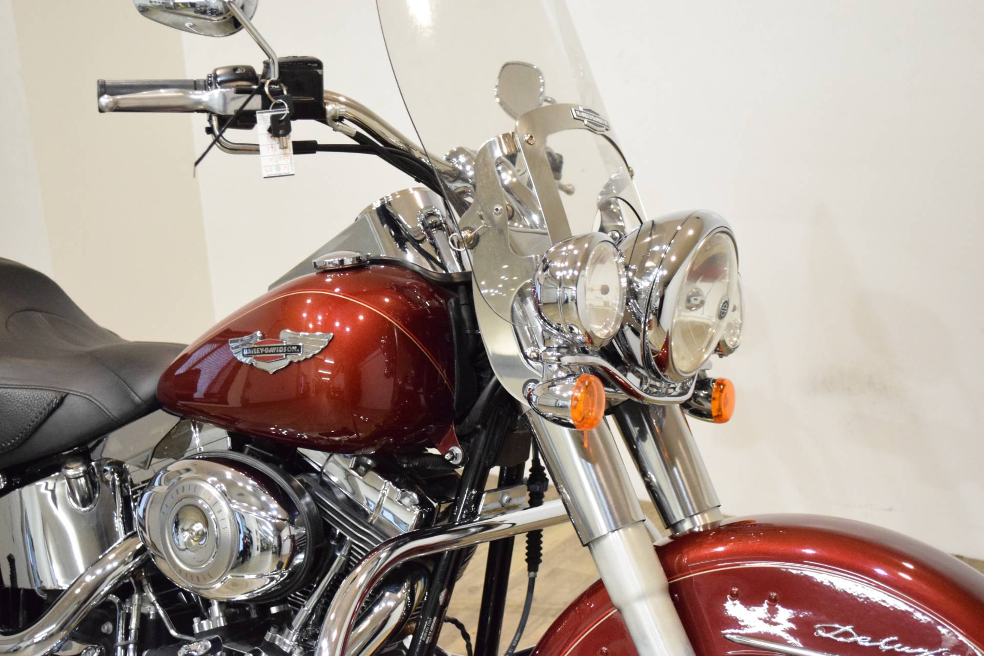 2009 Harley-Davidson Softail® Deluxe in Wauconda, Illinois - Photo 3
